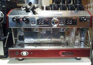 Wega Italian Espresso Machine